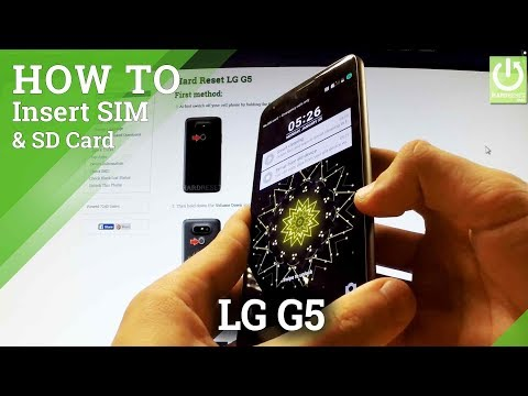 how to change sd card on lg g5