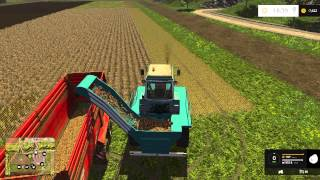 Farm Sim Saturday  new potato harvester mod to try out