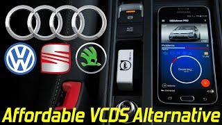 OBD Eleven Review - Affordable VCDS/VagCom Alternative - Audi Seat VW Skoda