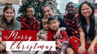Our Christmas As A Family of 9!