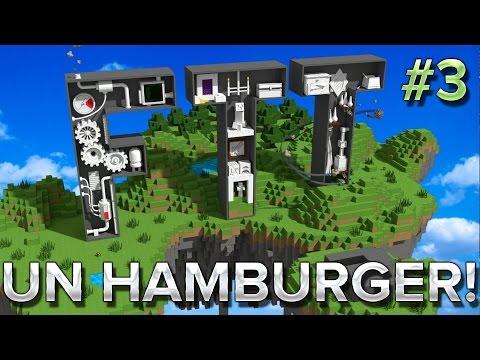 FTT2 #3 : UN HAMBURGER, C'EST DINGUE