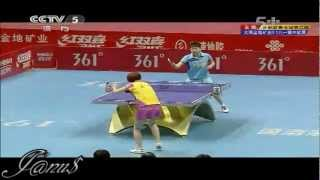 2012 China Super League (Ws/Rnd2) MU Zi - WU Yang [Full* Match/Short Form]