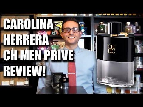 CH Men Prive by Carolina Herrera Fragrance / Cologne Review