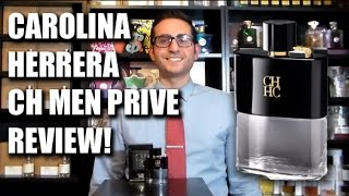 CH Men Prive by Carolina Herrera Fragrance / Cologne Review