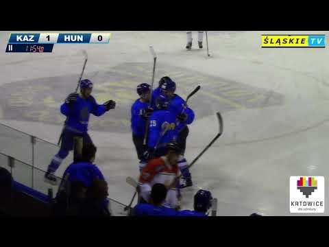 EIHC: Kazakhstan - Hungary 5:2