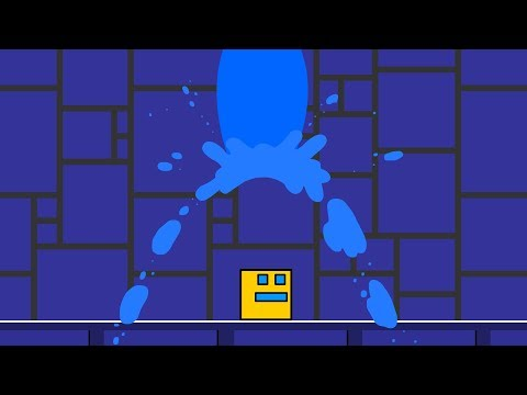 Geometry Dash Animation - Put Your Finger Here 2