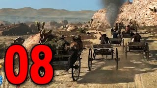 Red Dead Redemption - Part 8 - Racing Chariots [2017]