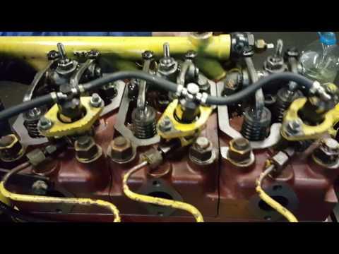 Музыка двигателя ZETOR 5201.