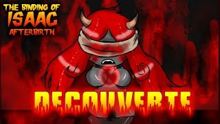 The Binding of Isaac: AfterBirth - Lilith vs Hush [Découverte 4/?]