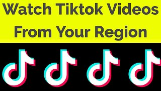 How To Change Video Language In Tik Tok App & Watch Videos From Your Region