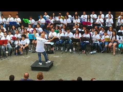 Conservatorio di musica di Cagliari - Clarinet Day -  Improvvisazione -  .avi