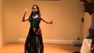 Siri  Dance Performance for Smita Kilikili :)