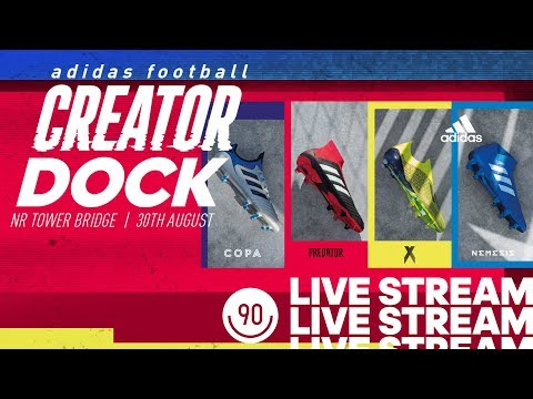 adidas Football Creator Dock ft. Hashtag United, Not3s, Fredo & COPA90
