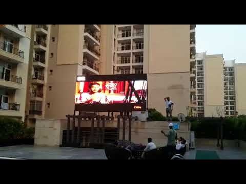 P10 OUTDOOR VIDEO WALL MANUFACTURER @ AD MACHINE - 7837978199  - 9996459787