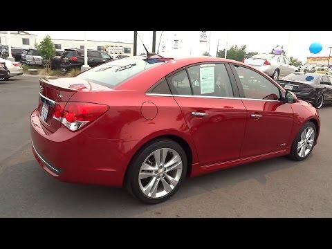 Lithia Chevrolet Redding >> 2012 CHEVROLET CRUZE Redding, Eureka, Red Bluff, Chico, Sacramento, CA C7382378C - YouTube