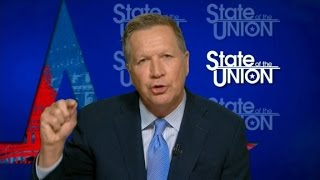 Kasich: GOP, Dems not working together is pathetic