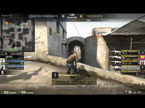 CS:GO Hack Vs Hack 3 SpinBotters Vs 1