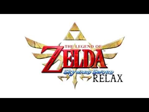 The Legend of Zelda: Skyward Sword - Music Relax