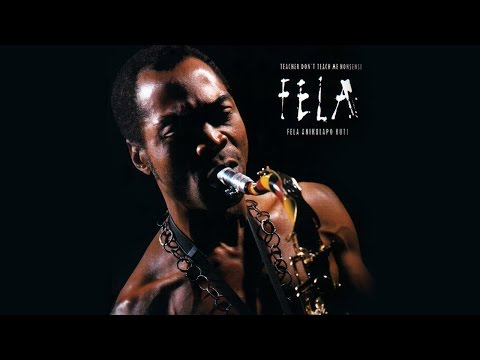 Fela Kuti  Teacher Dont Teach Me Nonsense LP