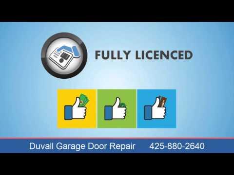Duvall Garage Door Repair | Garage Door Maintenance | 425-880-2640