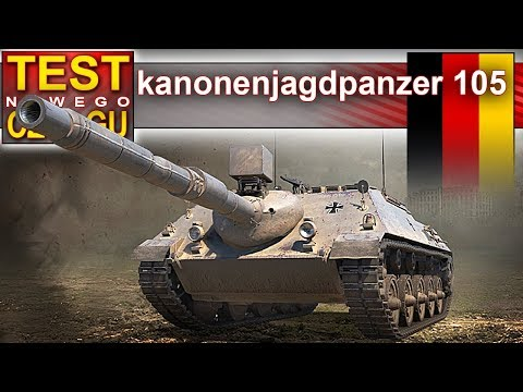Kanonenjagpdpanzer 105 -