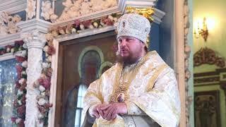 Слово митрополита Ферапонта в праздник Вознесения Господня