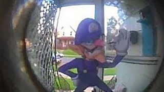 5 TERRIFYING Doorbell Camera Videos Ever Captured!