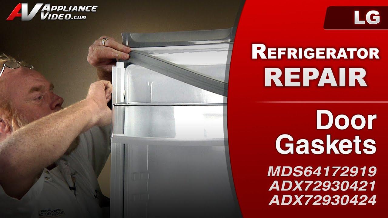 Lg Refrigerator Frost Around Door Door Gaskets