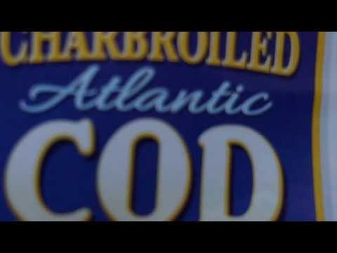 Say NO to Atlantic Cod, Atlantic Cod... 2-14-14
