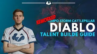 Reworked Diablo talent build guide for Patch 33.0 by Tempo Storm cattlepillar – Heroes of the Storm