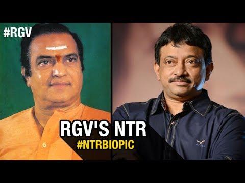 RGV's NTR | Sr NTR Biopic by Ram Gopal Varma
