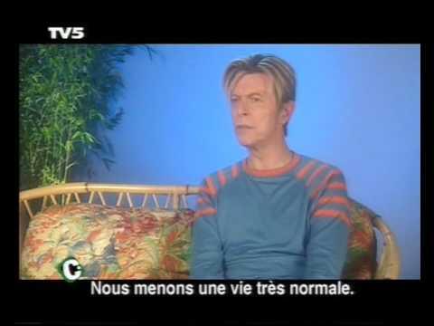 David Bowie 2003 10 20   Paris, France   Acoustic TV5