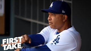 Does Dave Roberts deserve all the blame for Dodgers' World Series loss to Red Sox? | First Take