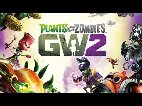 Plant vs Zombies : Garden Warfare 2 - Jooomers LIVE Test - PS4