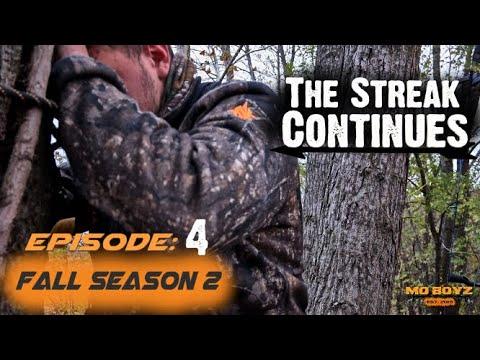 Season 2 Epi.4: Grunting in a BIG Missouri Deer | October Cold Front | Hang & Hunt