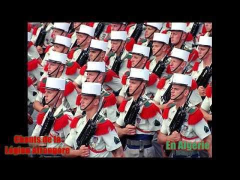 En Algerie - Chants de la Legion etrangere (Songs of the French foreign legion)