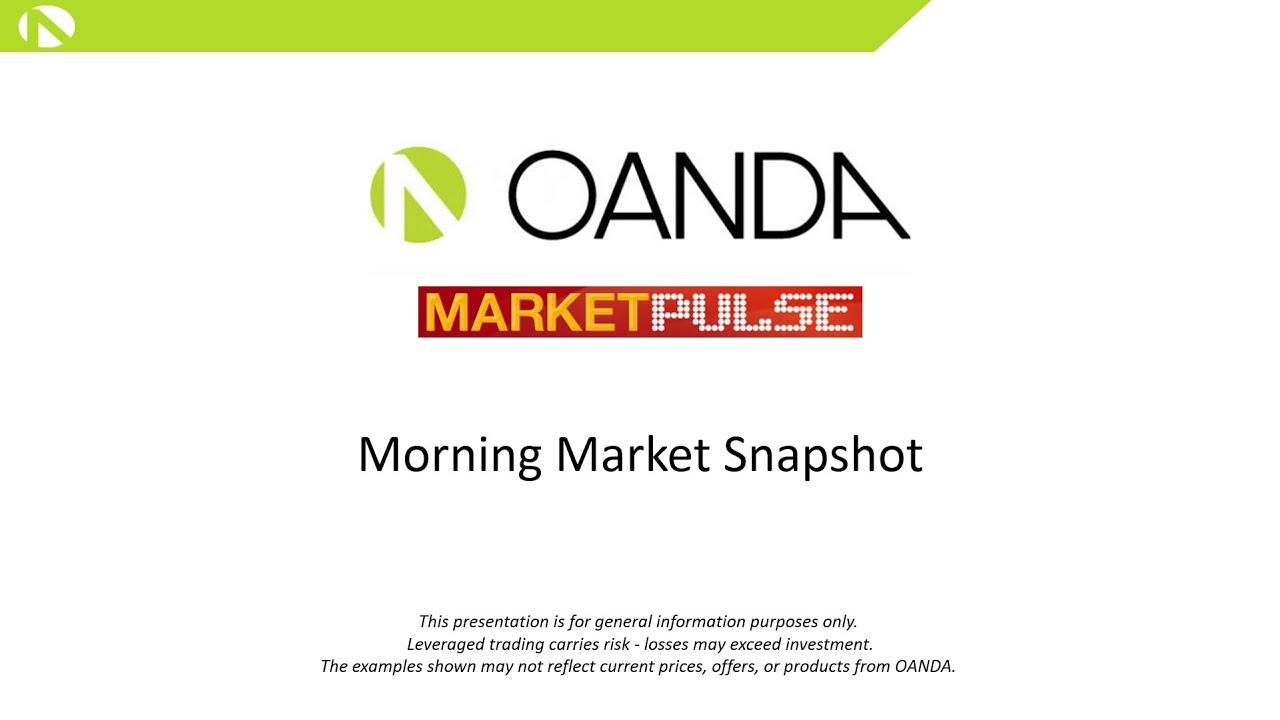 OANDA MarketPulse Morning Market Snapshot 17 May 2016