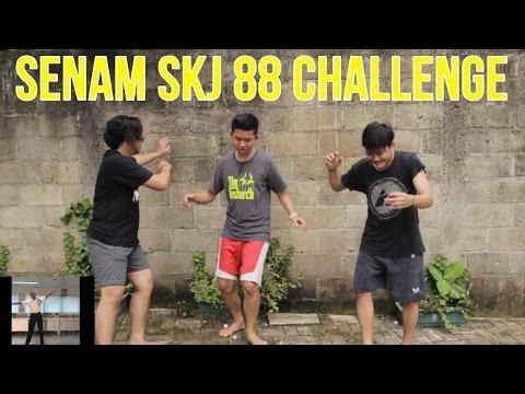 Senam SKJ 88 Challenge Ft. Asal2anProduction