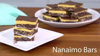 Easy Nanaimo Bars recipe