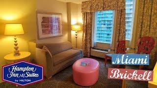Hampton Inn & Suites Miami Brickell - Hotel em Miami, Flórida
