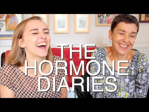 Chatting Birth Control With My Mum! | The Hormone Diaries Ep. 4 | Hannah Witton