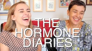 Chatting Birth Control with My Mum! | The Hormone Diaries Ep. 4 | Hannah Witton thumbnail