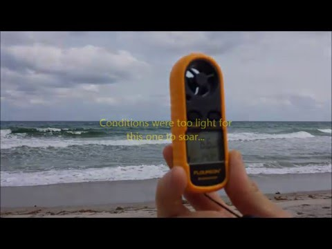 Self-Launch and towing others: First day using E-Winch on the beach