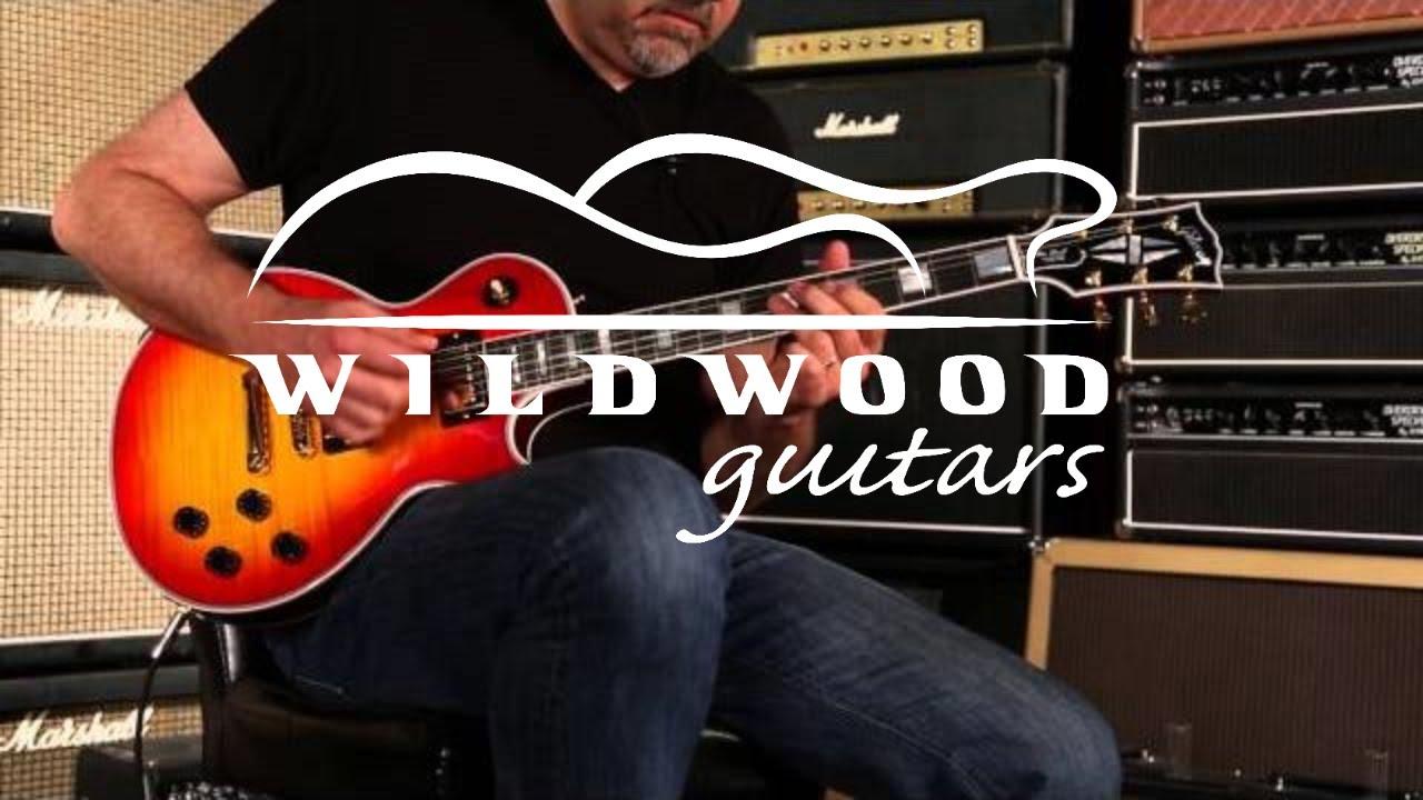 Gibson Custom Shop 2014 Les Paul Custom Sn Cs404463 Youtube