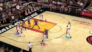 NBA Live 09 Review HD Quality