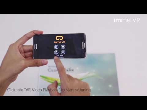 Augmented Reality (AR) Floor Plan and Video Playback | OFFICIAL