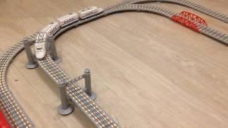 Игрушечные поезда, скоростной поезд.(, 2016-10-10T10:29:57.000Z)