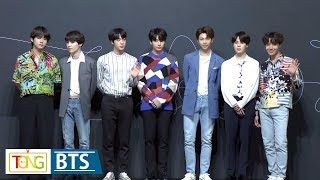 BTS(방탄소년단) 'FAKE LOVE' Press Conference -Photo Time- (LOVE YOURSELF 轉 Tear, 페이크 러브, 포토타임)