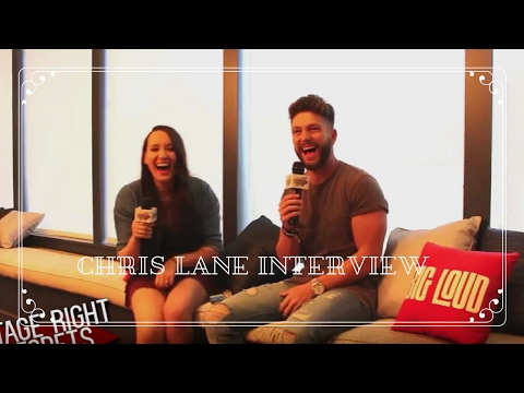 Chris Lane Interview! Talk The Bachelor, For Her Proposal, and More!