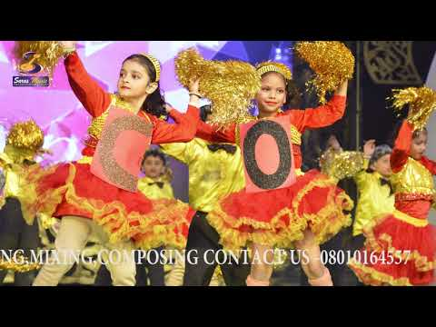 WELCOME SONG I WELCOME SONG FOR SCHOOL I WELCOME DANCE  I WELCOME DANCE PERFORMANCE I SARAS AGARWAL